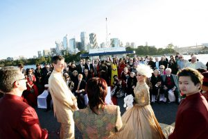 wedding ceremony for mixed cultures