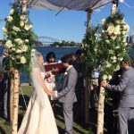 chuppah outdoor wedding Sydney