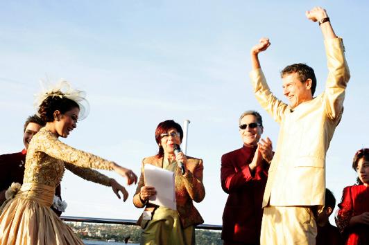 vivien reed marriage celebrant